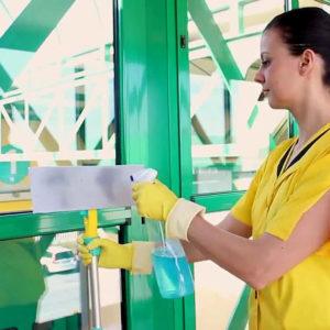 Инвентарь для мытья окон и стекол